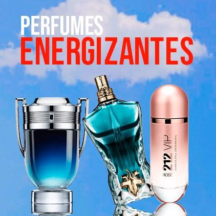 Perfumes Energizantes