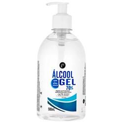 Álcool Gel Antisséptico 70% - Light Hair - 500ml