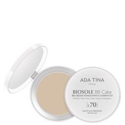 BB Cream Antienvelhecimento Biosole BB Cake com Protetor Solar Facial FPS 70 - Ada Tina