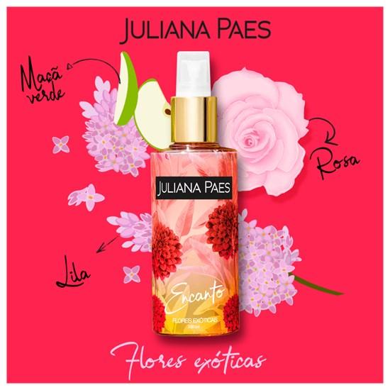 Body Splash Encanto - Juliana Paes - 200ml