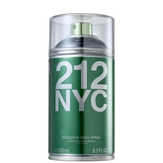 Body Spray 212 NYC Seductive - Carolina Herrera - Feminino - 250ml