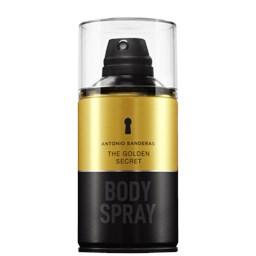 Body Spray The Golden Secret - Antonio Banderas - Masculino - 250ml