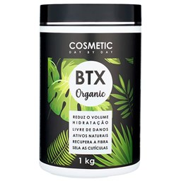 BTX Organic Botox Capilar - Light Hair - 1kg