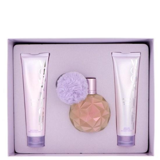 Coffret MoonLight - Ariana Grande - Feminino - Perfume + Creme Corporal + Gel de Banho