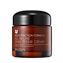 Creme Anti-idade All-in-One Snail Repair Cream - Mizon - 75ml