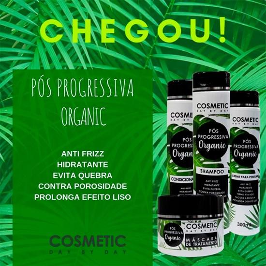 Creme de Pentear Pós Progressiva Organic - Light Hair - 300ml