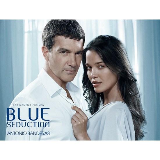 Desodorante Blue Seduction for Men - Antonio Banderas - Masculino - 150ml