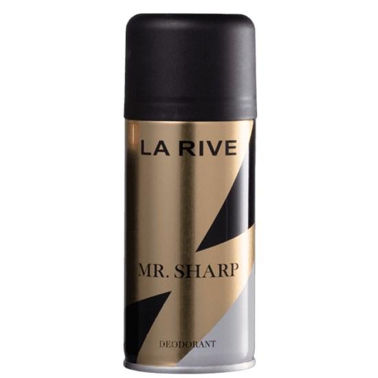 Desodorante Mr Sharp - La Rive - Masculino - 150ml
