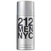 Produto Desodorante Spray 212 Men - Carolina Herrera - Masculino - 150ml