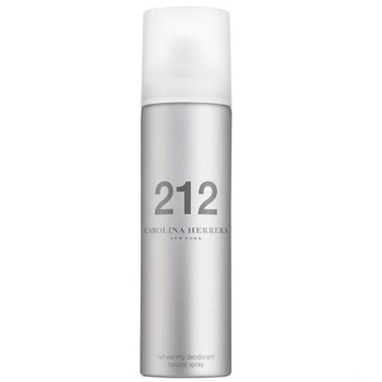 Desodorante Spray Feminino 212 - Carolina Herrera - Feminino - 150ml