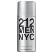 Produto Desodorante Spray Masculino 212 Men - Carolina Herrera - Masculino - 150ml