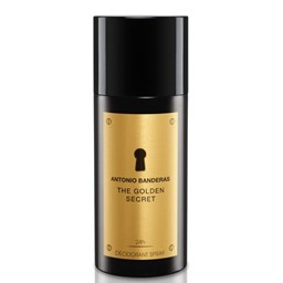 Desodorante The Golden Secret - Antonio Banderas - Masculino - 150ml