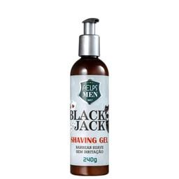 Gel de Barbear - Black Jack - Felps Men - 240g