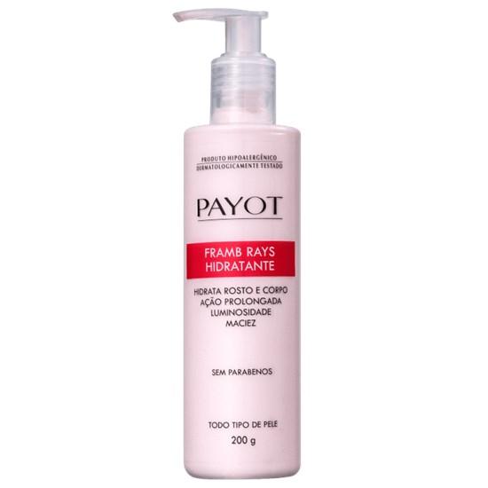 Hidratante Facial e Corporal Framb Rays - Payot - 210g