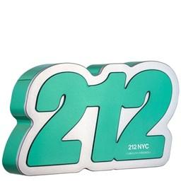 Kit Coffret 212 - Carolina Herrera - Feminino - Perfume 100ml + Loção Corporal 100ml