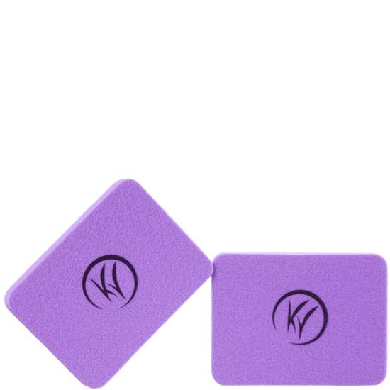 Kit de Esponjas de Maquiagem Compact Sponge - Klass Vough - 06 Unds