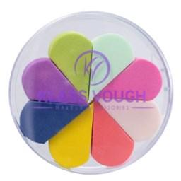 Kit de Esponjas de Maquiagem Queijinho Colors - Klass Vough
