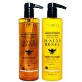 Produto Kit Honung Honey - Tyrrel Professional - Shampoo Reconstrutor 500g + Máscara Hidrolipídica 500g