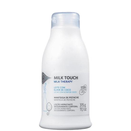 Loção Hidratante Corporal Milk Touch Milk Therapy - Nir Cosmetics - 315g