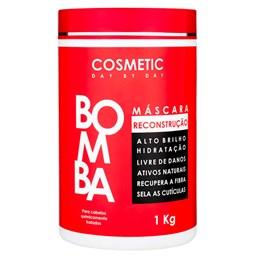 Mascara Bomba Reconstrução - Light Hair - 1 Litro