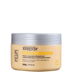Máscara Capilar XRepair Bio Molecular - Felps Profissional - 300g