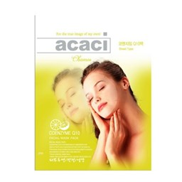 Máscara Facial Acaci Coenzima Q10 - Native - 20ml