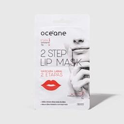 Máscara Labial 2 Step Lip Mask 2 Etapas - Océane - 3g