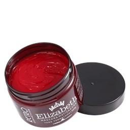 Máscara Matizadora Tons Vermelhos Red Elizabeth - Retrô Cosméticos - 300g