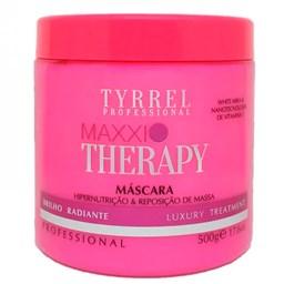 Máscara Maxxi Therapy HiperNutrição e Reposição de Massa - Tyrrel Professional - 500g