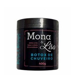 Máscara Redutora Mona & Lisa Botox de Chuveiro - Retrô Cosméticos - 400g