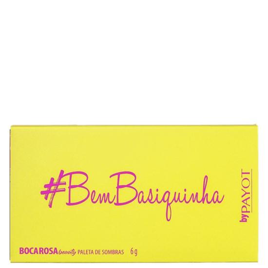 Paleta de Sombras #BemBasiquinha Boca Rosa - Payot - 6g