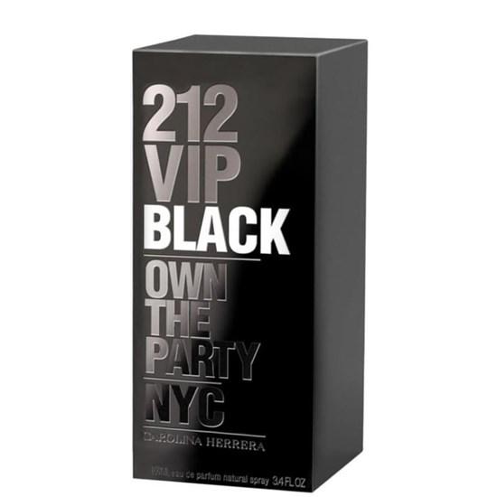 Perfume 212 VIP Black - Carolina Herrera - Masculino - Eau de Parfum - 100ml