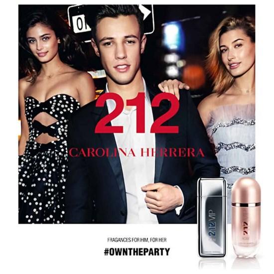 Perfume 212 VIP Men - Carolina Herrera - Masculino - Eau de Toilette - 100ml