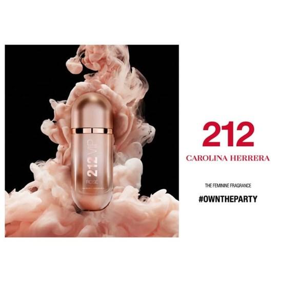 Perfume 212 VIP Rosé - Carolina Herrera - Feminino - Eau de Parfum - 80ml