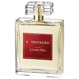 Perfume A Tentação - Juliana Paes - Feminino - Eau de Cologne - 100ml
