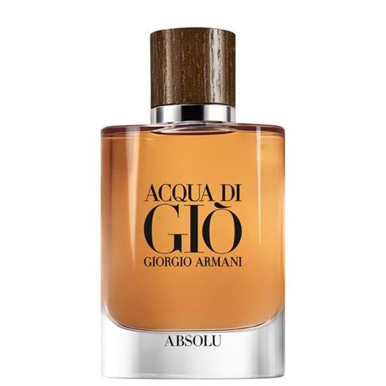 Perfume Acqua di Giò Absolu - Giorgio Armani - Masculino - Eau de Parfum - 75ml