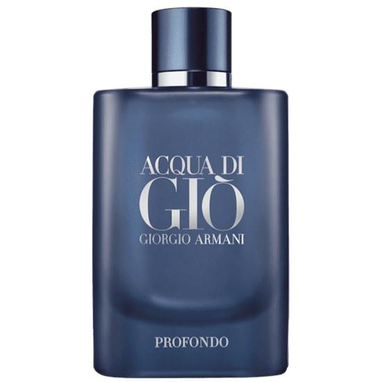 Perfume Acqua di Giò Profondo - Giorgio Armani - Masculino - Eau de Parfum - 125ml