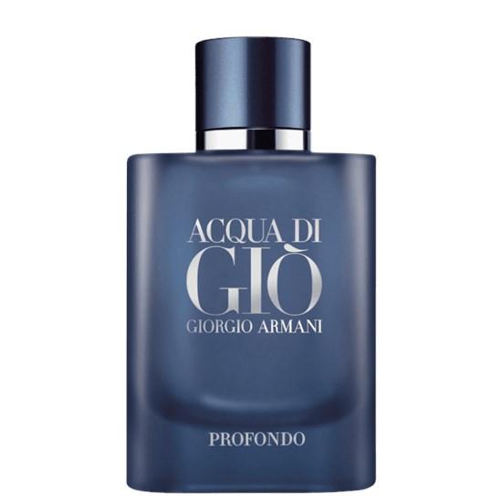 Perfume Acqua di Giò Profondo - Giorgio Armani - Masculino - Eau de Parfum - 75ml