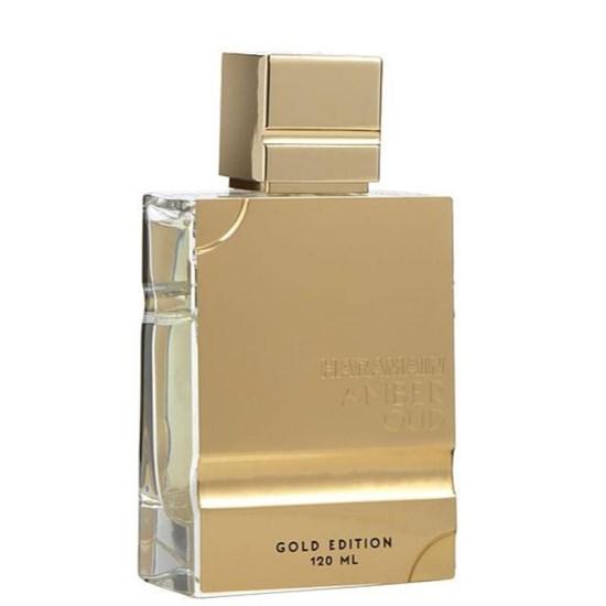 Perfume Amber Oud Gold Edition - Al Haramain - Eau de Parfum - 120ml