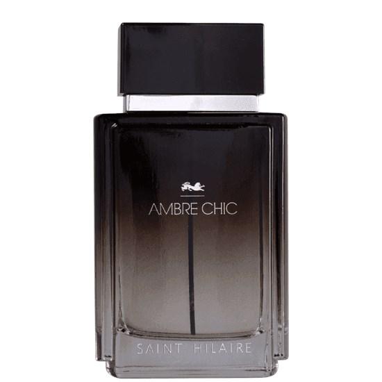 Perfume Ambre Chic - Saint Hilaire - Masculino - Eau de Parfum - 100ml