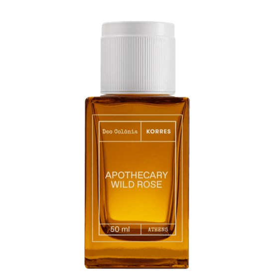 Perfume Apothecary Wild Rose - Korres - Feminino - Deo Colônia - 50ml