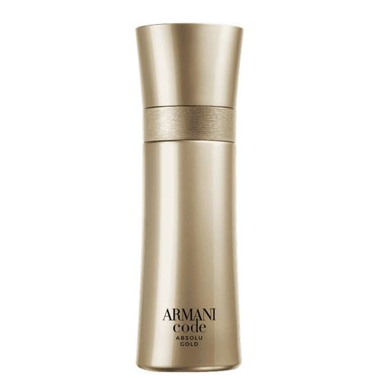 Perfume Armani Code Absolu Gold - Giorgio Armani - Masculino - Parfum - 60ml