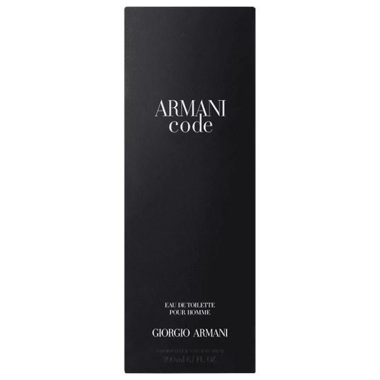 Perfume Armani Code - Giorgio Armani - Masculino - Eau de Toilette - 200ml