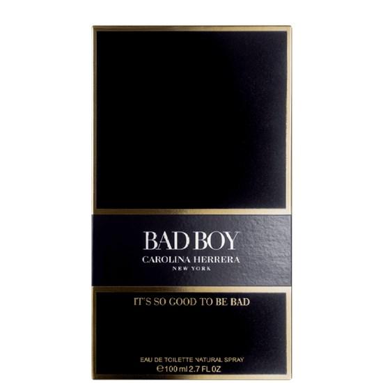 Perfume Bad Boy - Carolina Herrera - Masculino - Eau de Toilette