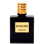 Produto Perfume Black Oud - Lonkoom - Masculino - Eau de Toilette - 100ml