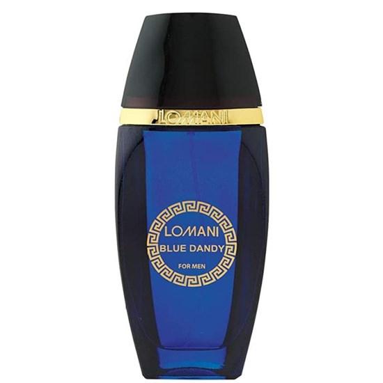 Perfume Blue Dandy - Lomani - Masculino - Eau de Toilette - 100ml