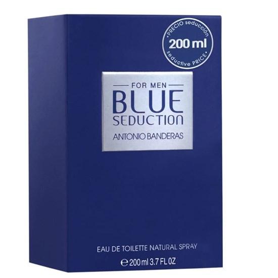 Perfume Blue Seduction - Antonio Banderas - Masculino - Eau de Toilette - 200ml
