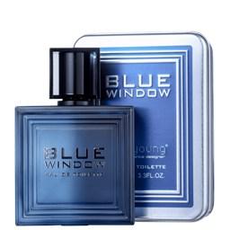 Perfume Blue Window - Linn Young Coscentra - Masculino - Eau de Toilette - 100ml