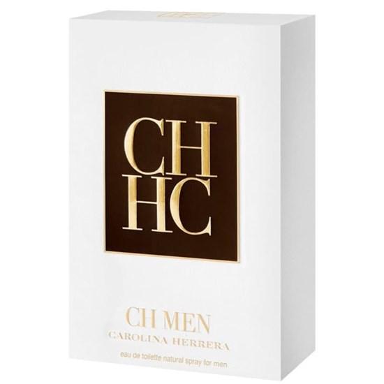Perfume CH Men - Carolina Herrera - Masculino - Eau de Toilette - 100ml