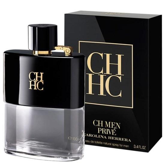Perfume CH Men Privé - Carolina Herrera - Masculino - Eau de Toilette - 100ml